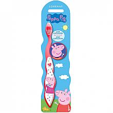 Духи, Парфюмерия, косметика Детская зубная щетка - Lorenay Peppa Pig Tooth Brush