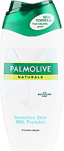 Духи, Парфюмерия, косметика Молочко для душа - Palmolive Naturals Mild & Sensitive Shower Milk