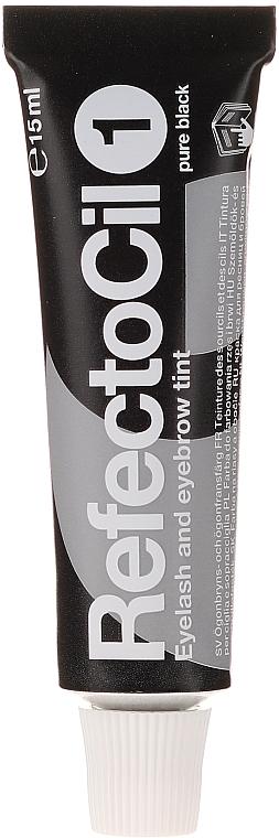 Набор для окрашивания бровей и ресниц - RefectoCil Professional Lash & Brow Styling Bar — фото N9