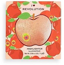 Духи, Парфюмерия, косметика Хайлайтер - I Heart Revolution Tasty 3D Highlighter