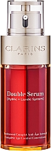 Духи, Парфюмерия, косметика Двойная сыворотка - Clarins Double Serum Complete Age Control Concentrate