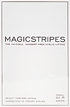 Духи, Парфюмерия, косметика Силиконовые наклейки для век - Magicstripes The Invisible, Surgery-Free Eyelid Lifting S