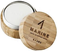 "Духи, Парфюмерия, косметика Мыло для бритья ""Marine"" - Banbu Shaving Soap"