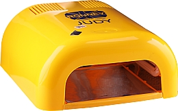 Духи, Парфюмерия, косметика Лампа для ногтей UV, желтая - Ronney Profesional Judy UV 36W (GY-UV-230) Lamp