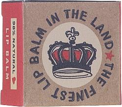 Бальзам для губ - Bath House Lip Balm Juniper & Lemon — фото N4