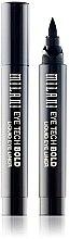 Духи, Парфюмерия, косметика Толстый маркер-подводка для глаз - Milani Eye Tech Bold Liquid Liner