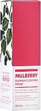 Духи, Парфюмерия, косметика Очищающий тонер для проблемной кожи лица - A'Pieu Mulberry Blemish Clearing