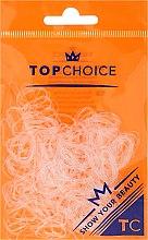 Духи, Парфюмерия, косметика Резинки для волос 22715, прозрачные - Top Choice