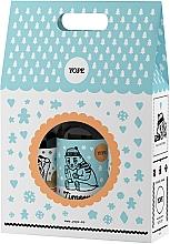 Духи, Парфюмерия, косметика Набор - Yope Zimowe Ciasteczka (sh/gel/400ml + l/soap/500ml + b/balm/300ml)