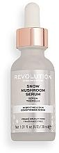 Духи, Парфюмерия, косметика Сыворотка для лица - Revolution Skincare Snow Mushroom Serum