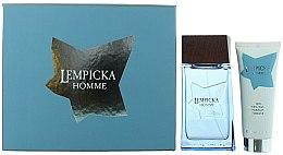 Духи, Парфюмерия, косметика Lolita Lempicka Homme - (edt/100ml + ash/75ml)