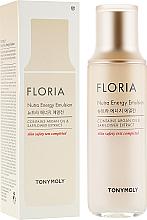 Духи, Парфюмерия, косметика Эмульсия для лица - Tony Moly Floria Nutra-Energy Emulsion