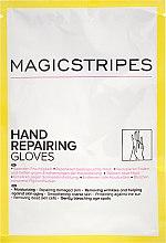 Духи, Парфюмерия, косметика Восстанавливающие перчатки для рук - Magicstripes Hand Repairing Gloves