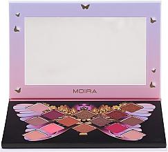 Духи, Парфюмерия, косметика Палетка теней для век - Moira Glow And Gleam Shadow Palette