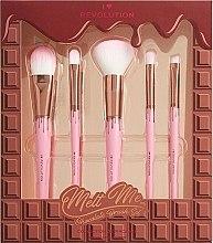 Духи, Парфюмерия, косметика Набор кистей для макияжа - I Heart Revolution Chocolate Brush Set