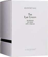 Духи, Парфюмерия, косметика Крем-лифтинг для глаз - La Biosthetique Belesthetique The Eye Cream