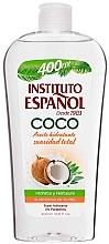 Духи, Парфюмерия, косметика Масло для тела - Instituto Espanol Coconut Body Oil