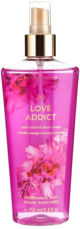 Парфюмированный спрей для тела - Victoria's Secret Love Addict Mist — фото N2