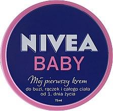 """Духи, Парфюмерия, косметика Крем детский """"Мой первый крем"""" - Nivea Baby My First Cream"""