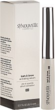 Духи, Парфюмерия, косметика Сыворотка для ресниц и бровей - Synouvelle Cosmectics Lash & Brow Activating Serum 2.0