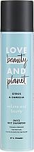 "Духи, Парфюмерия, косметика Сухой шампунь для тонких волос ""Цитрус и Камелия"" - Love Beauty And Planet Citrus & Camellia Dry Shampoo"
