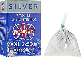 Духи, Парфюмерия, косметика Пудра для осветления волос до 7 тонов - Ronney Dust Free Bleaching Powder Classic