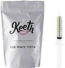 """Духи, Парфюмерия, косметика Набор сменных картриджей для отбеливания зубов """"Мята"""" - Keeth Mint Refill Pack"""