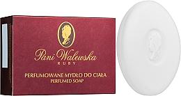 Духи, Парфюмерия, косметика Крем-мыло парфюмированное - Pani Walewska Ruby Soap