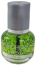 Духи, Парфюмерия, косметика Гель для для ногтей - Silcare Green Spa Gel
