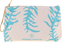 Духи, Парфюмерия, косметика Набор - Germaine de Capuccini Golden Caresse (emul/50ml + balm/50ml + bag)