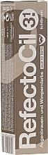 Набор для окрашивания бровей и ресниц - RefectoCil Professional Lash & Brow Styling Bar — фото N16