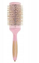 Духи, Парфюмерия, косметика Круглая щетка для волос - Ilu Hair Brush BambooM Round 52 mm