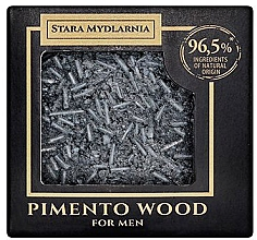 Духи, Парфюмерия, косметика Твердый шампунь для мужчин - Stara Mydlarnia Pimento Wood Shampoo Bar