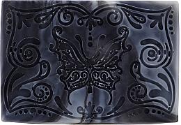 """Духи, Парфюмерия, косметика Твердое мыло """"Активированный уголь"""", бабочка - Wooden Spoon Bar Soap"""