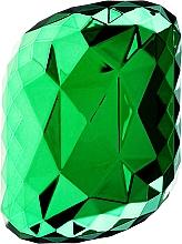 Духи, Парфюмерия, косметика Щетка для волос, зеленая - Twish Spiky Hair Brush Model 4 Diamond Green