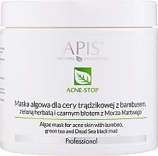 Духи, Парфюмерия, косметика Маска для лица - APIS Professional Algae Mask For Acne Skin