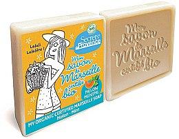 Духи, Парфюмерия, косметика Набор мыла - Secrets De Provence My Marseille Soap Melon-Mint (2x100g)