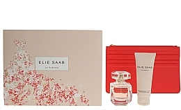 Духи, Парфюмерия, косметика Elie Saab Le Parfum - Набор (edp/50ml + b/lot/75ml + bag)