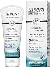 Духи, Парфюмерия, косметика Крем SOS с микро-серебром - Lavera Neutral Ultra Sensitive