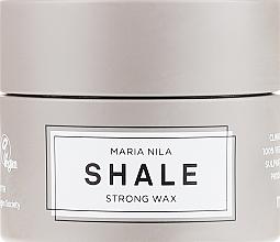 Духи, Парфюмерия, косметика Воск для укладки коротких волос - Maria Nila Shale Strong Wax
