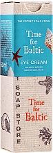 Духи, Парфюмерия, косметика Крем для век с янтарем - The Secret Soap Store Time For Baltic