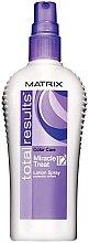 Духи, Парфюмерия, косметика Спрей-лосьон для окрашенных волос - Matrix Total Results Color Care Miracle Treat 12 Lotion Spray