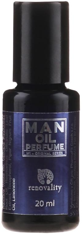Renovality Original Series Man Oil Parfume - Масляные духи — фото N1