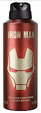 Духи, Парфюмерия, косметика Дезодорант - Marvel Iron Man Deodorant