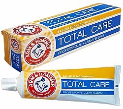 Духи, Парфюмерия, косметика Зубная паста - Arm & Hammer Total Care Baking Soda Toothpaste
