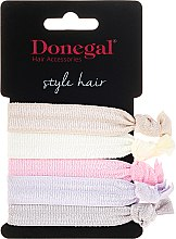 Духи, Парфюмерия, косметика Резинки для волос Twistband, 5шт - Donegal