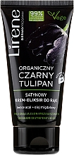 Духи, Парфюмерия, косметика Сатиновый крем-эликсир для рук - Lirene Organic Black Tulip Satin Cream-elixir For Hands