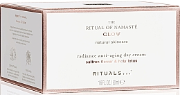 Духи, Парфюмерия, косметика Антивозрастной дневной крем для лица - Rituals The Ritual Of Namaste Radiance Anti-Aging Day Cream