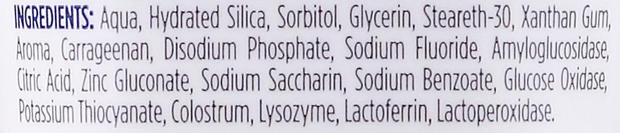 Зубная паста - Zendium Biogum Dentifricio — фото N2