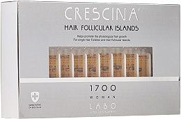 Духи, Парфюмерия, косметика Лосьон для стимуляции роста волос для женщин - Crescina Hair Follicular Islands Re-Growth
